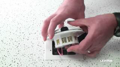 Leviton Presents: How to Install a Leviton Provolt (ODC) Occupancy Sensor