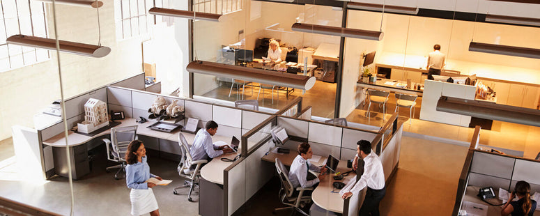 Workspace Lighting Best Lighting For Your Home Workspace Office Warehouse Lighting Com