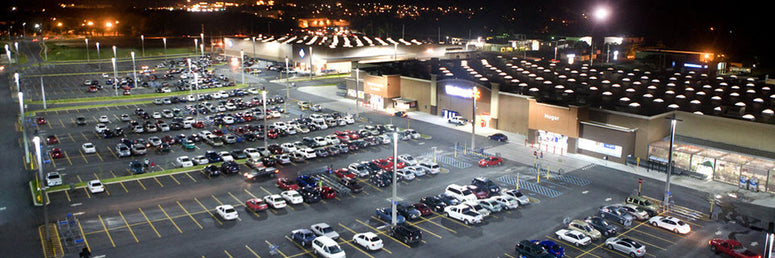 Outdoor Parking Lot and Area Lighting – LED versus HID