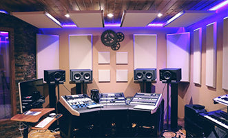 Best Recording & Music Studio LED Lighting
