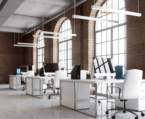 Types of Office Lighting Fixtures