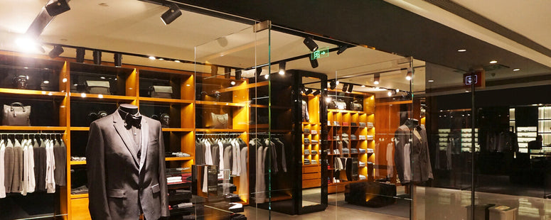5 Lighting Rules of Retail