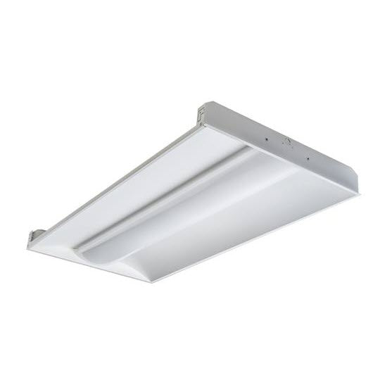 2 x 4 Recessed Troffers and LED Flat Panels