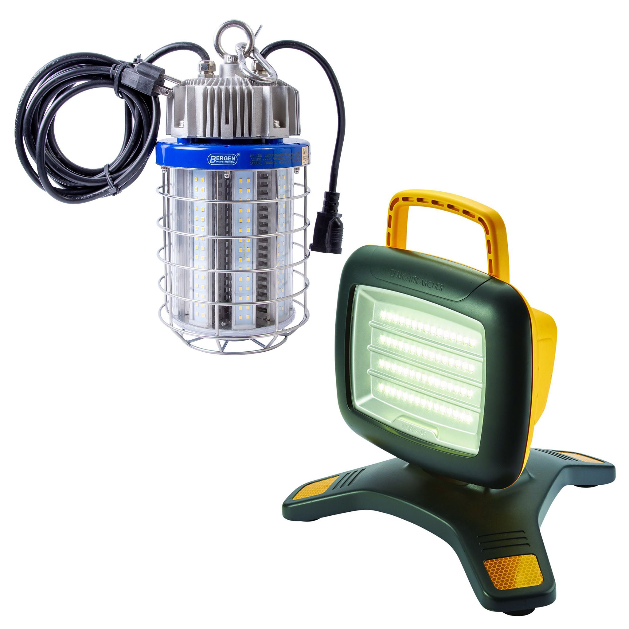 Construction / Portable Lighting