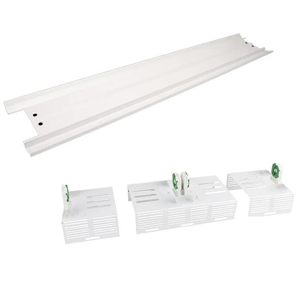 LED 8 Foot Strip Retrofit Lighting Kits
