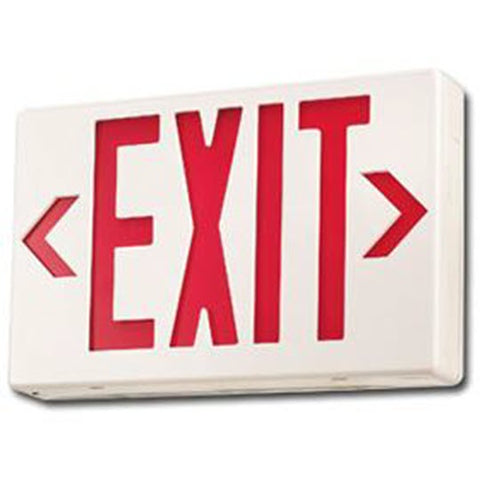 View our Exit Signs and Emergency Lights collection.