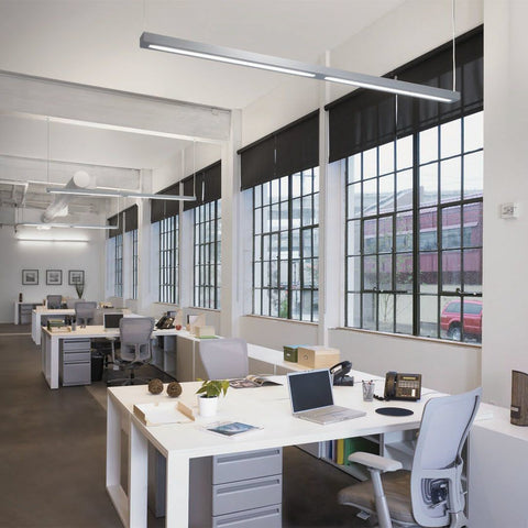 View our Suspended Office Lighting Fixtures collection.