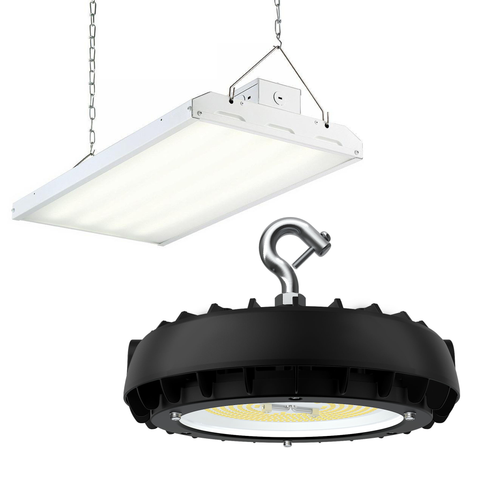 View our LED High Bay Lighting collection.