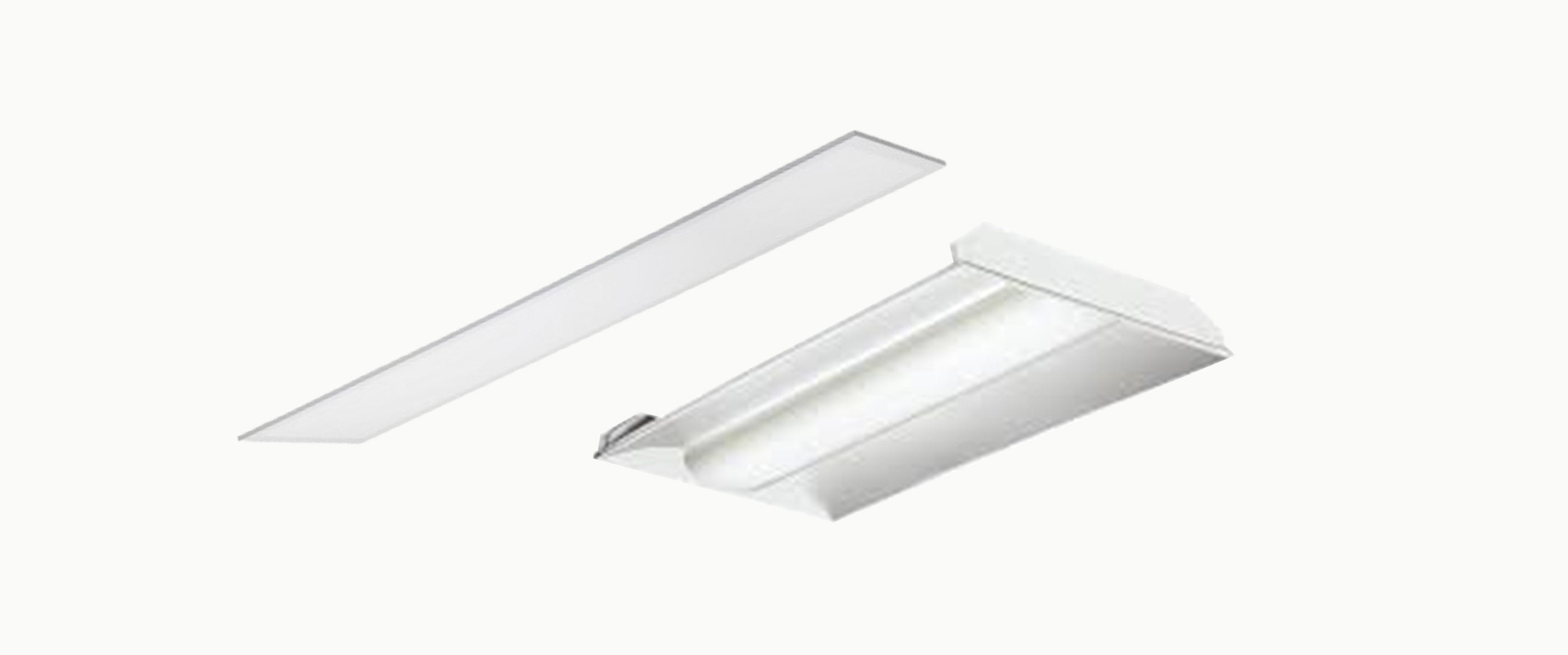 Recessed Fluorescent and LED Troffers | Warehouse-Lighting com
