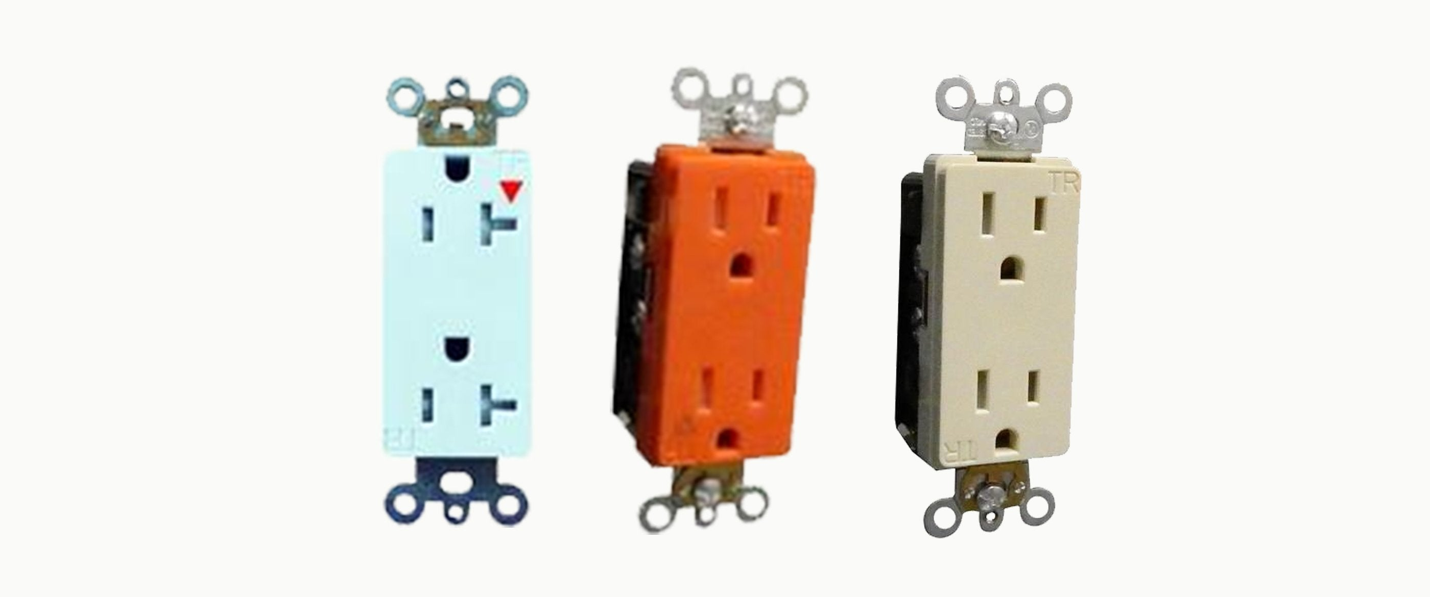Electrical receptacles and electrical switches | Warehouse ... on