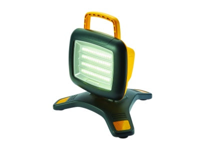 Portable LED Lighting for Construction Sites