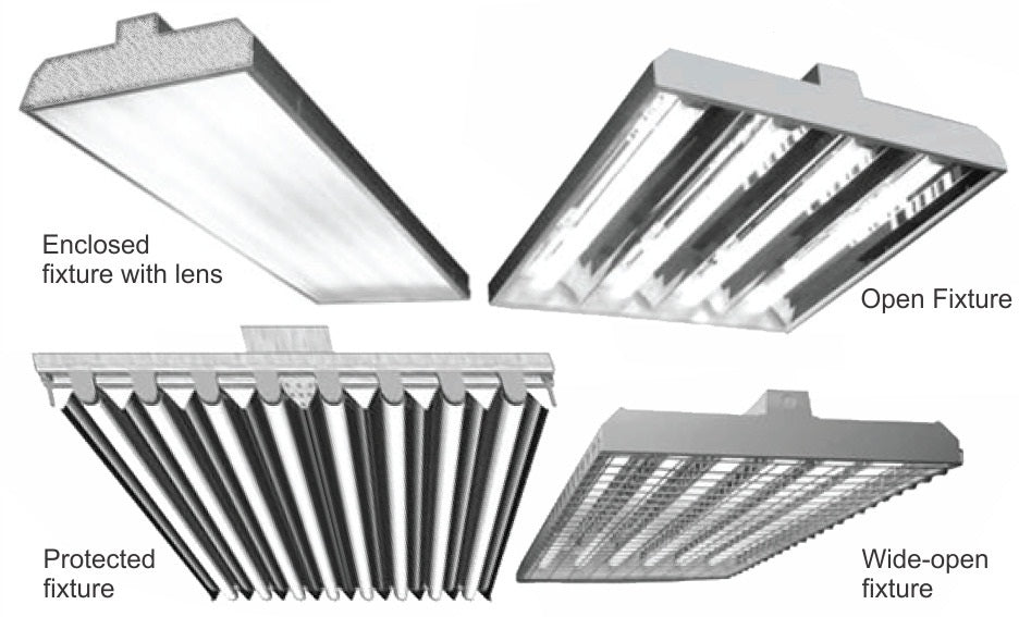 Upgrading to High-Intensity Fluorescent (HIF) Lighting for High-Bay