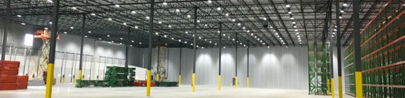 Electrical Warehouse LED Light Fixtures