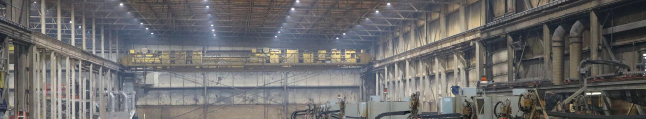 Warehouse and Industrial LED Lighting