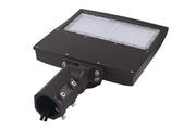 """The Quasar"" G2 LED Shoebox Floodlight, 150 watt, 19400 Lumens, 120-277V, 5000K, Bronze Finish  - Image #8"