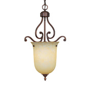 Millennium Lightings Courtney Lakes Pendant Offered in Rubbed Bronze finish, Item Number 1011-RBZ  - Image #1