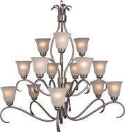 Basix 15-Light Chandelier  - Image #1
