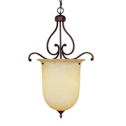 Millennium Lightings Courtney Lakes Pendant Offered in Rubbed Bronze finish, Item Number 1013-RBZ