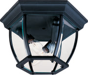 3-Light Outdoor Ceiling Mount  - Image #1