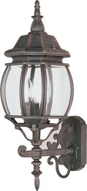 Crown Hill 3-Light Outdoor Wall Lantern  - Image #1