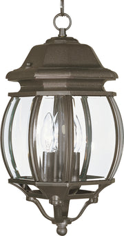 Crown Hill 3-Light Outdoor Hanging Lantern  - Image #1