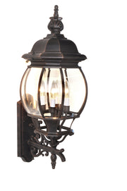 Crown Hill 4-Light Outdoor Wall Lantern  - Image #2