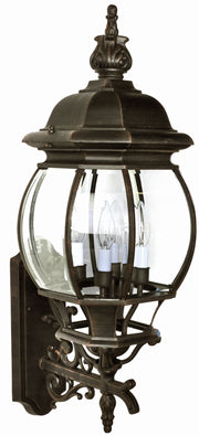 Crown Hill 4-Light Outdoor Wall Lantern  - Image #1