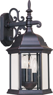 Builder Cast 3-Light Outdoor Wall Mount  - Image #1