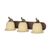 Millennium Lightings Vanity Offered in Rubbed Bronze finish, Item Number 1073-RBZ