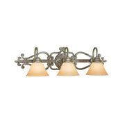 Millennium Lightings Vanity Offered in Silver Mist finish, Item Number 113-SM  - Image #1