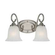 Millennium Lightings Vanity Offered in Satin Nickel finish, Item Number 1182-SN