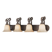 Millennium Lightings Vanity Offered in Rubbed Bronze finish, Item Number 1244-RBZ  - Image #1
