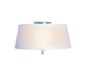 Rondo 3-Light Flush Mount  - Image #1
