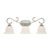 Millennium Lightings Vanity Offered in Rubbed Silver finish, Item Number 1283-RS