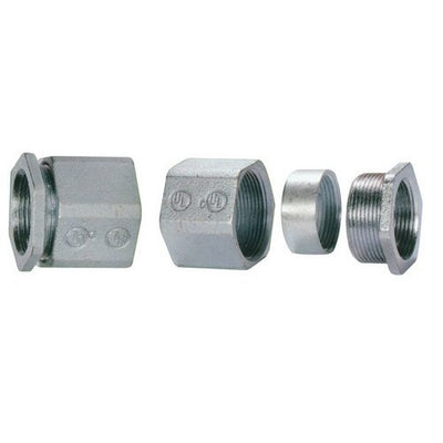 Malleable Rigid 3 Piece Couplings