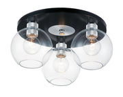 Vessel 3-Light Flush Mount  - Image #1