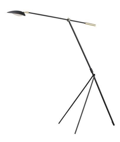 Scan LED 1-Light Floor lamp
