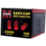 100 Pk Easy-Cap Wire Connectors  - Image #2