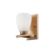 Millennium Lighting 1 Light Sconce, Heirloom Bronze Finish