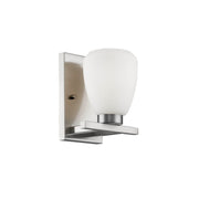 Millennium Lighting 1 Light Sconce, Satin Nickel Finish  - Image #1