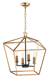 Abode 4-Light Chandelier  - Image #1