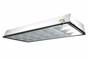 2x4 Foot Recessed Troffer UV Fixture, 97.5 Watts, 120V-277V  - Image #1