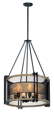 Boundry 6-Light Chandelier  - Image #1