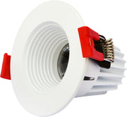 2in. Adjustable J-Box Canless SnapTrim Downlight, 8 watt, 120V  - Image #1