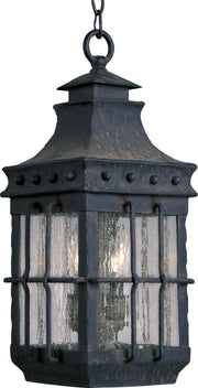 Nantucket 3-Light Outdoor Hanging Lantern  - Image #1