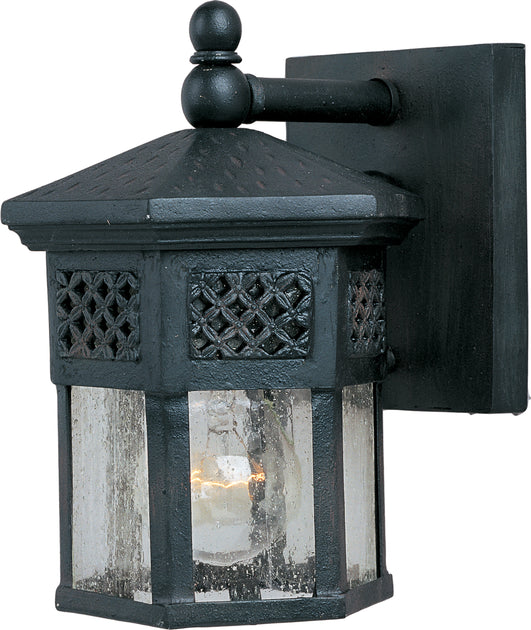 Wholesale High Quality American Retro Ceiling Fans Simple: Scottsdale 1-Light Outdoor Wall Lantern