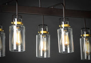 Magnolia 6-Light Linear Pendant  - Image #3