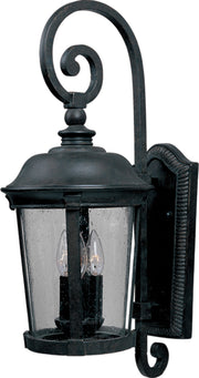 Dover Cast 3-Light Outdoor Wall Lantern  - Image #1