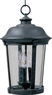 Dover Cast 3-Light Outdoor Hanging Lantern  - Image #1