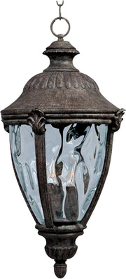 Morrow Bay Cast 3-Light Outdoor Hanging Lantern  - Image #1